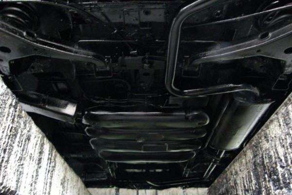 Защита днища автомобиля от коррозии своими руками 74